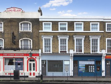 Old Kent Road, Central London - Bermondsey