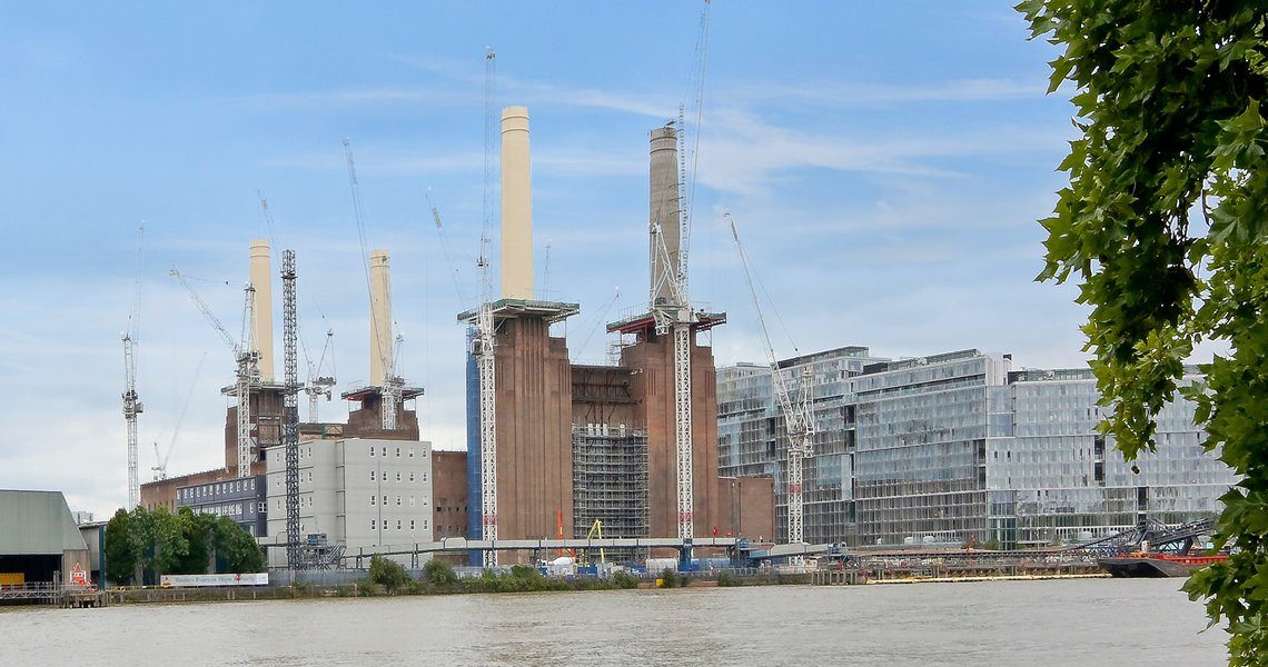 Area Guide - Buying Properties in Battersea