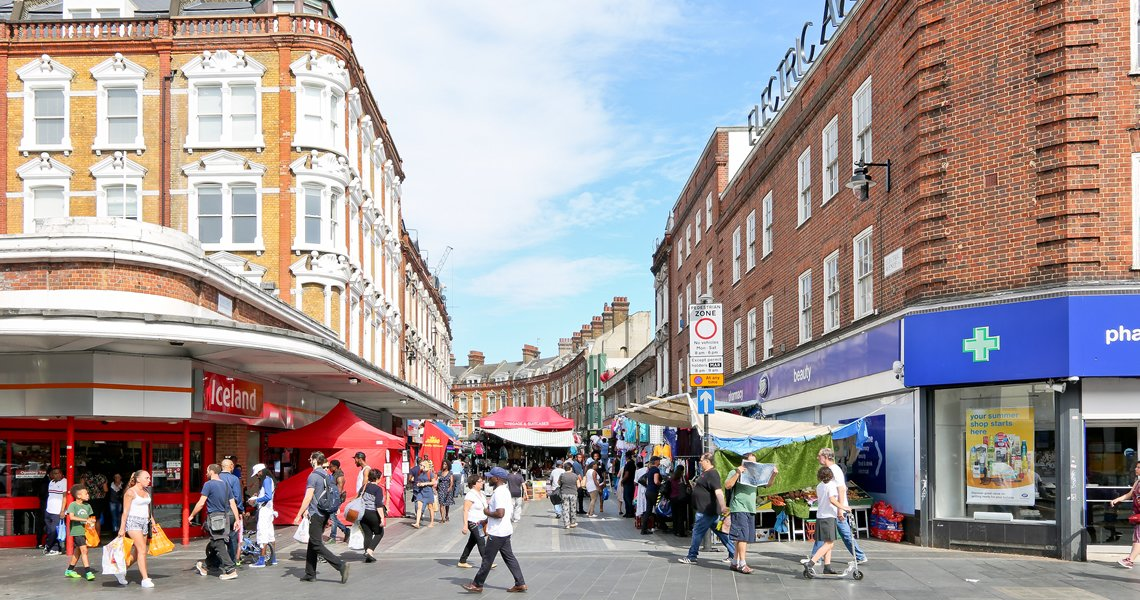 Area Guide - Buying Properties in Brixton