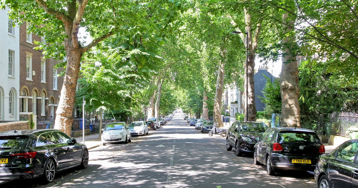 Area Guide - Buying Properties in Camberwell